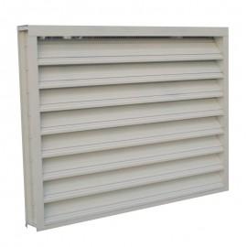 LUV Louvers de ventilación Industrial