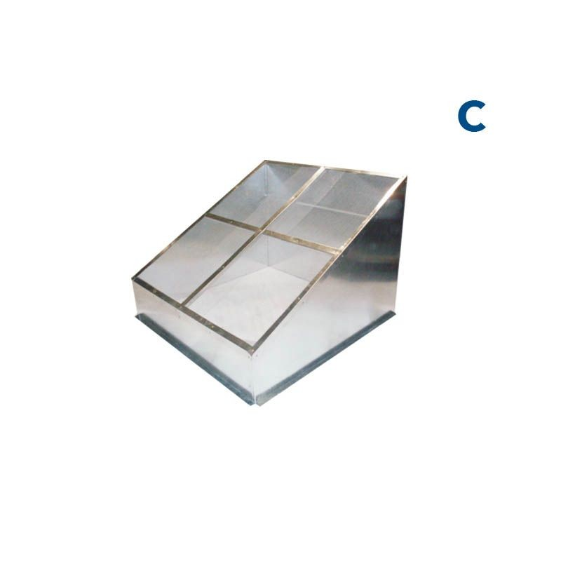 Accesorios para Ventiladores Axiales - C