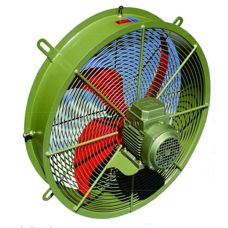 TC Aero Ventilador Tubular para Enfriamiento de Transformadores