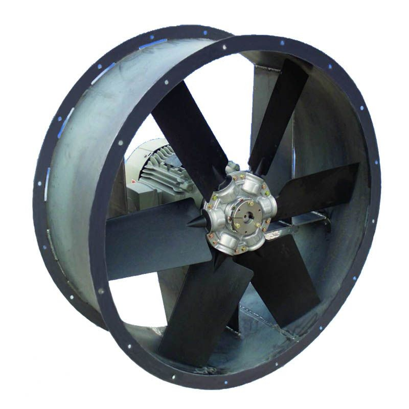 TWP/A Aero Extractor-Inyector Tubular