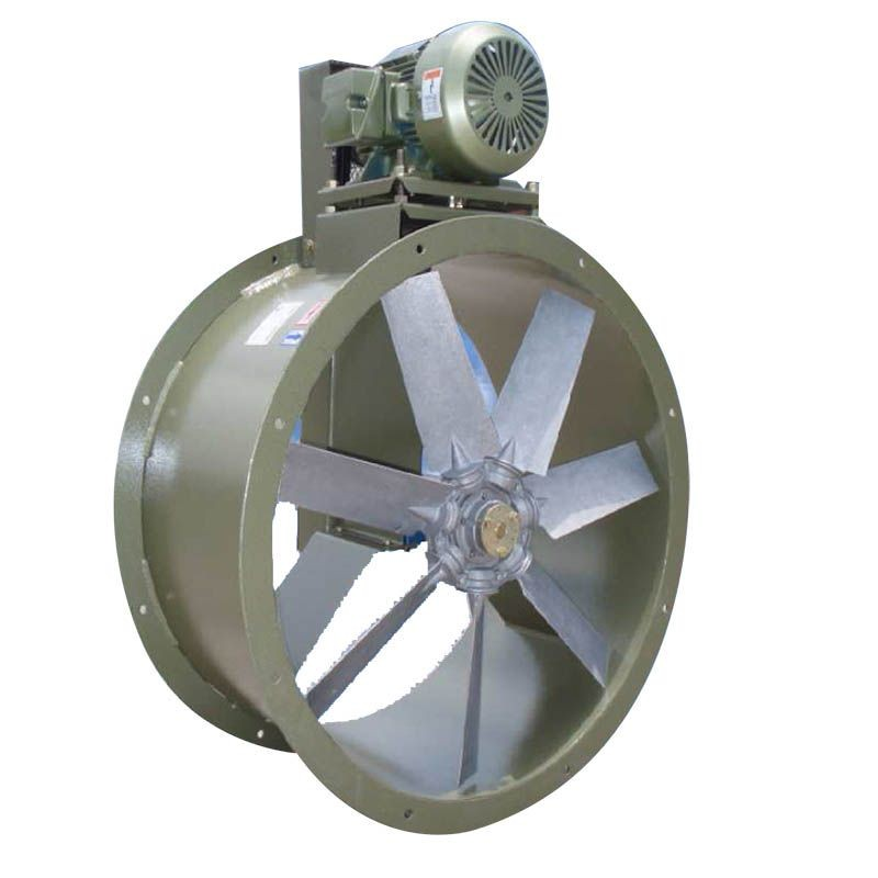 XTP/A Aero Extractor Tubo Axial de Alta Eficiencia